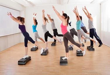 step per allenare tutti i muscoli