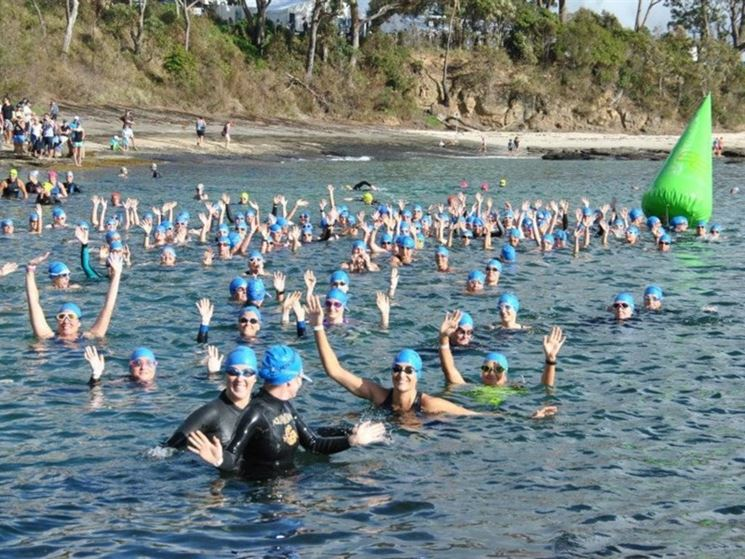nuotatrici triathlon