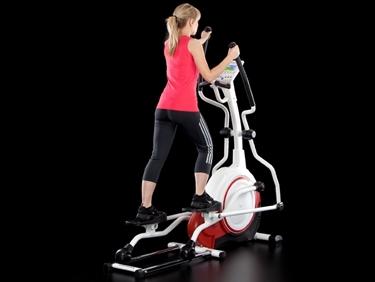 allenamento ellittica