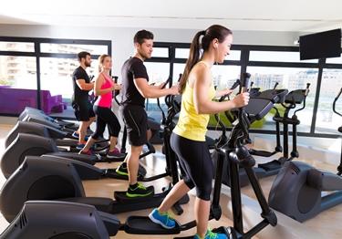 ellittica allenamento