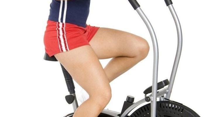 Allenarsi con cyclette magnetica
