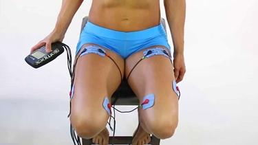 Elettrostimolatore gambe