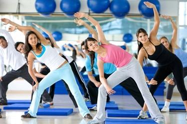 Esempio di esercizi aerobici