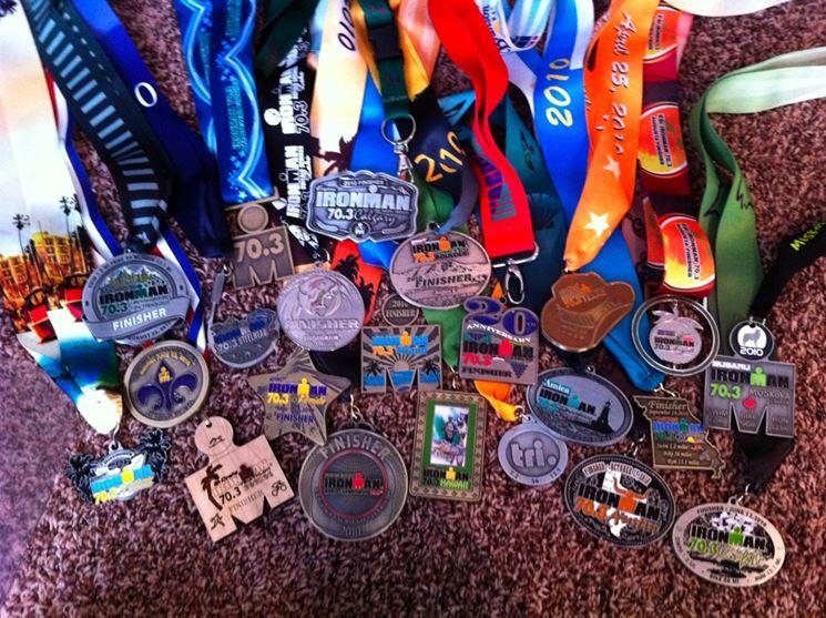allenamento triathlon