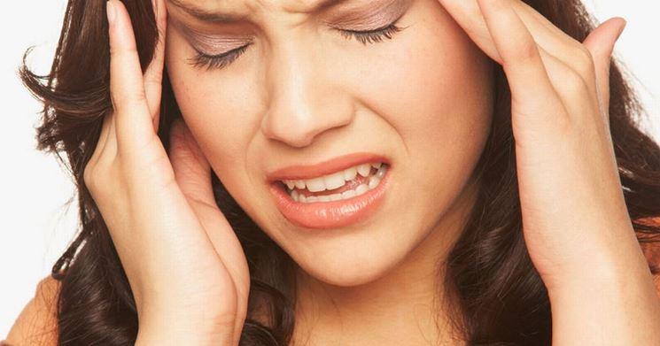 Mal di testa dovuto alle vibrazioni