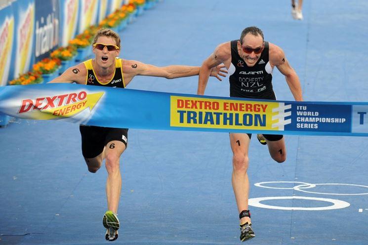 Atleti triathlon