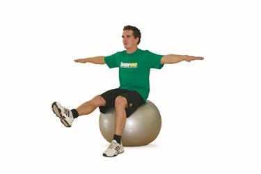 Esercizio per l'equilibrio