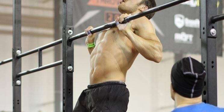 Allenamento muscolo dorsale