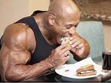 Dieta bodybuilding<p />