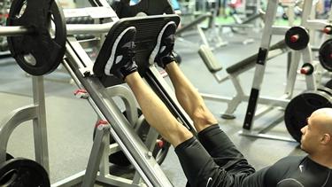 leg extension esercizi
