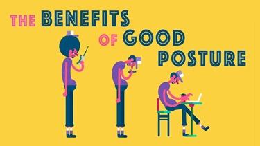 Postura corretta e benefici