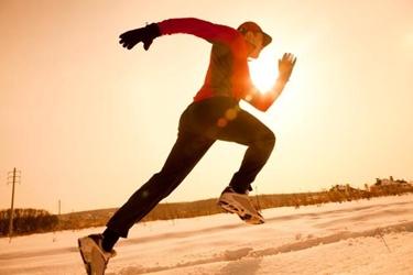 allenarsi in inverno