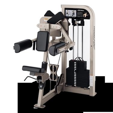 macchinario per deltoidi