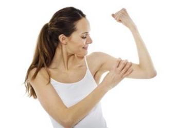 Ginnastica braccia