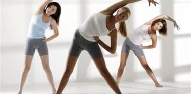 Corpo libero e aerobica<p />