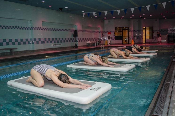 acqua yoga