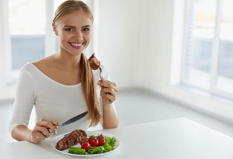 carne in gravidanza
