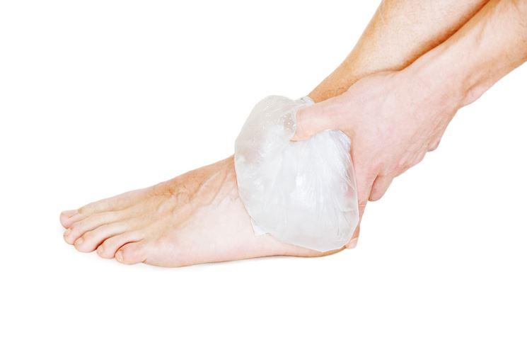 Applicazione ghiaccio