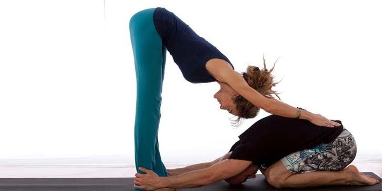 Yoga, esercizi riabilitativi pubalgia