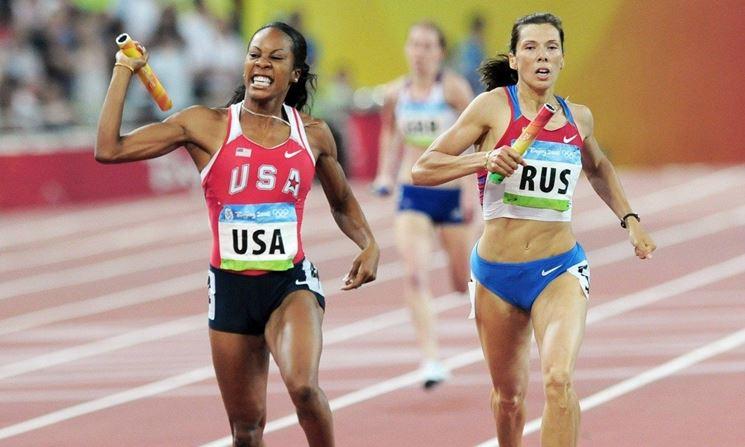 Atlete gara