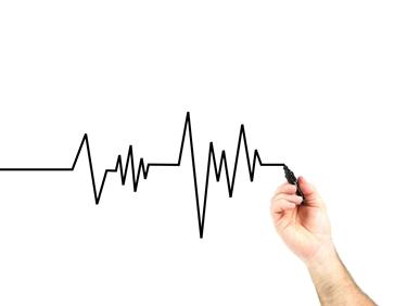 frequenza cardiaca manuale