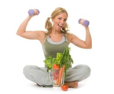 Alimentazione e attività fisica