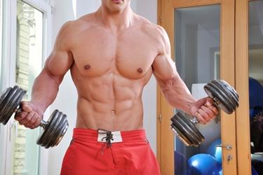 Allenamento BII aumento massa muscolare