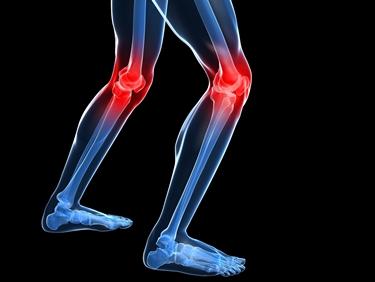 infiammazione ai muscoli del ginocchio