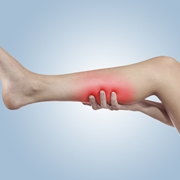 dolore ai muscoli del polpaccio