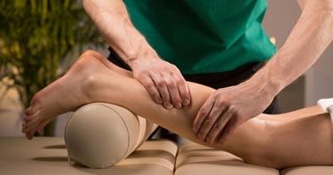 terapia contro strappo muscolare