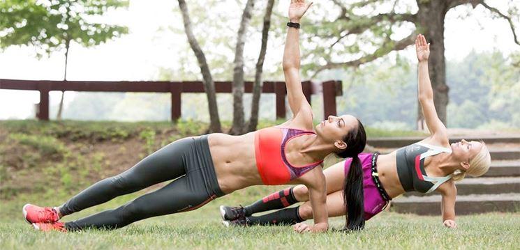 Potenziamento muscoli