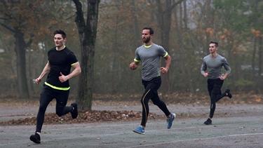 allenamento per maratona