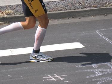 Calze compressione per correre