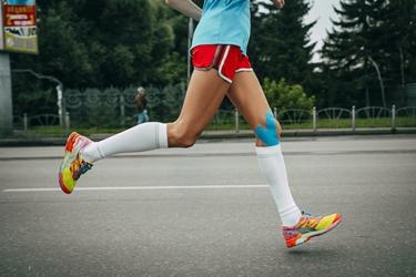 e1a14e77c4 Calze a compressione running - Sport - Utilizzare calze a ...