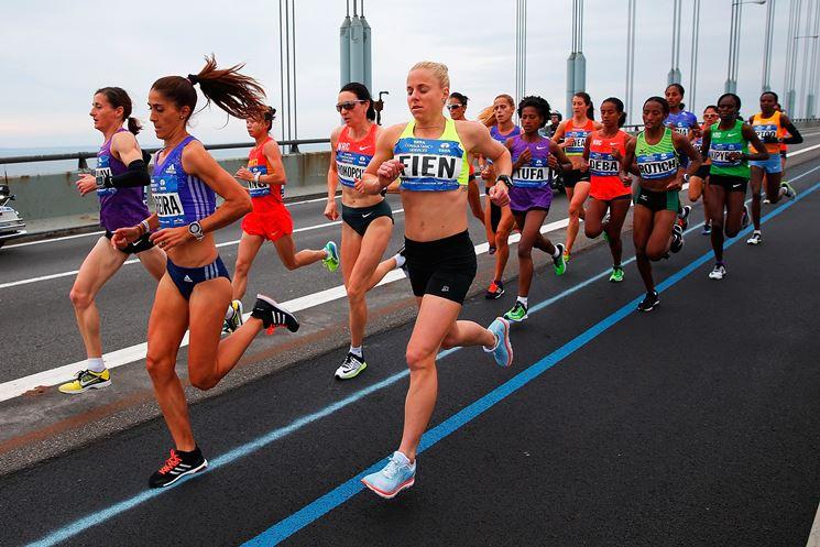 Maratona di New York 2015
