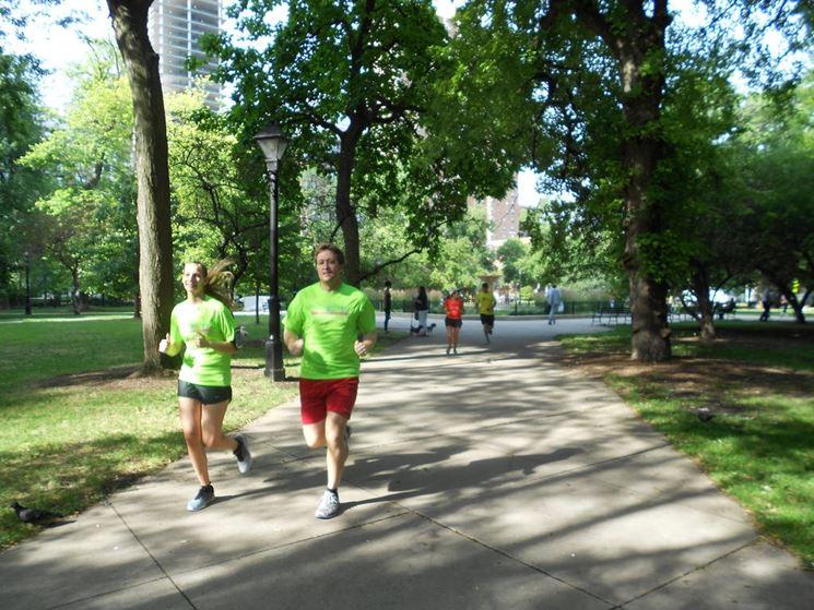 Correte con qualcuno: vi motiverete a vicenda!