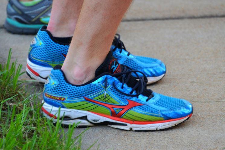 Ad ognuno le sue scarpe da corsa