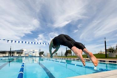 allenamento nuoto triathlon