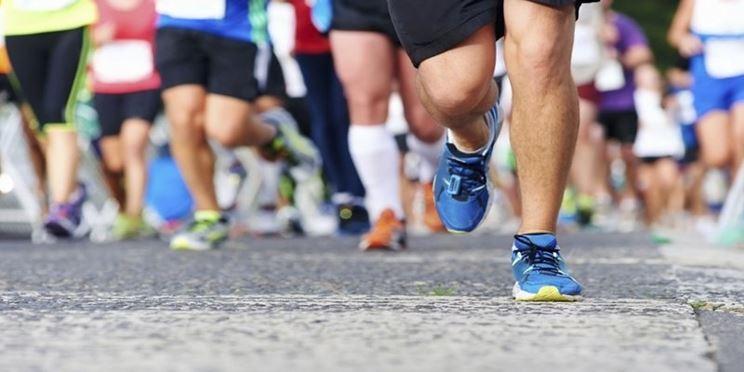Corsa, allenamento, maratona