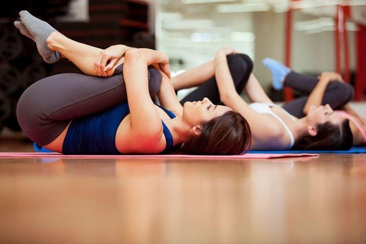Stretching per il dolore alla schiena