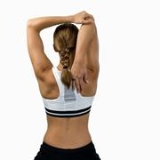 stretching braccia