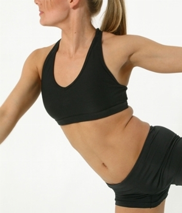 stretching gambe