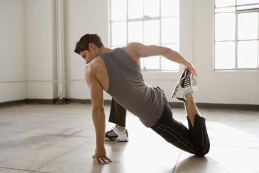 muscoli gambe