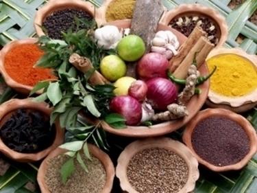 alimentazione indiana