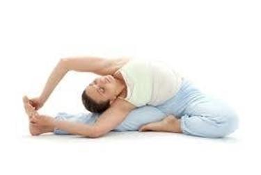 posizione asana yoga