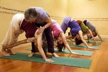 posizione yoga