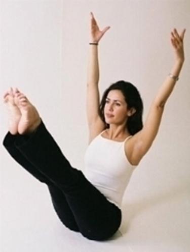pilates esercizi