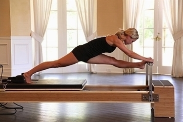 pilates con attrezzi