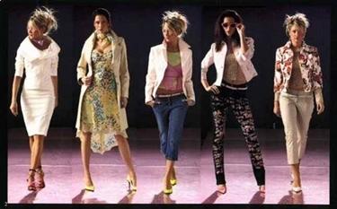 Abbigliamento nella moda<p />