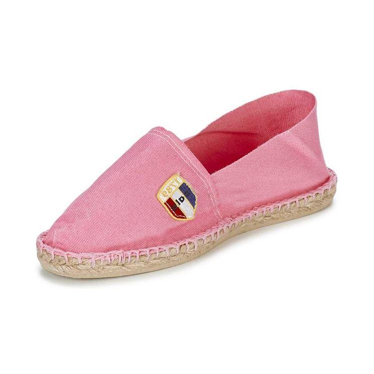 Espadrillas di colore rosa